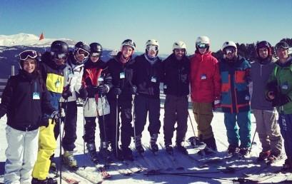 Esquiada 2015