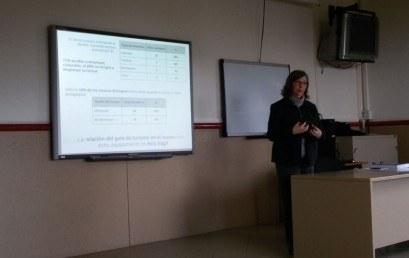Felicitem la Maria Abril pel seu doctorat, enhorabona!
