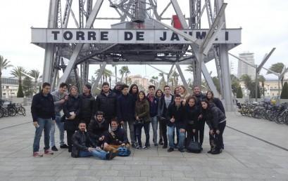 Els alumnes de Turisme-2 i d'AFI-1 visiten el Word Trade Center