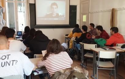 Practicant anglès per a Selectivitat amb aiWorld Experience