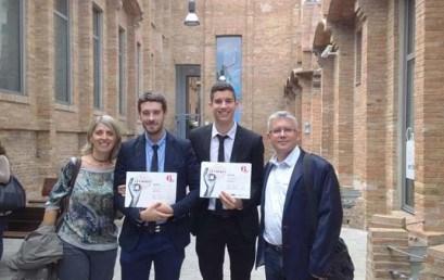 Participem en els premis FPemprèn amb alumnes de Turisme