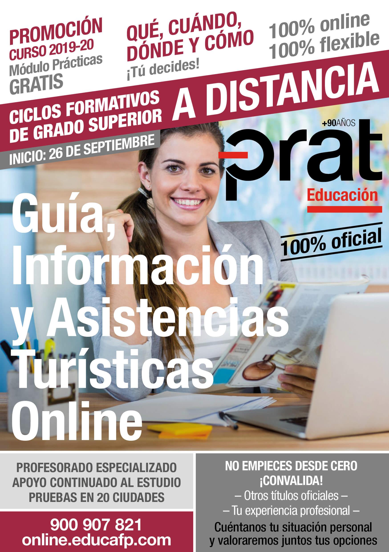 Guía Información y Asistencias Turísticas