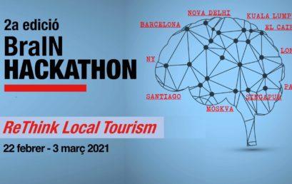 Hackathon Turisme