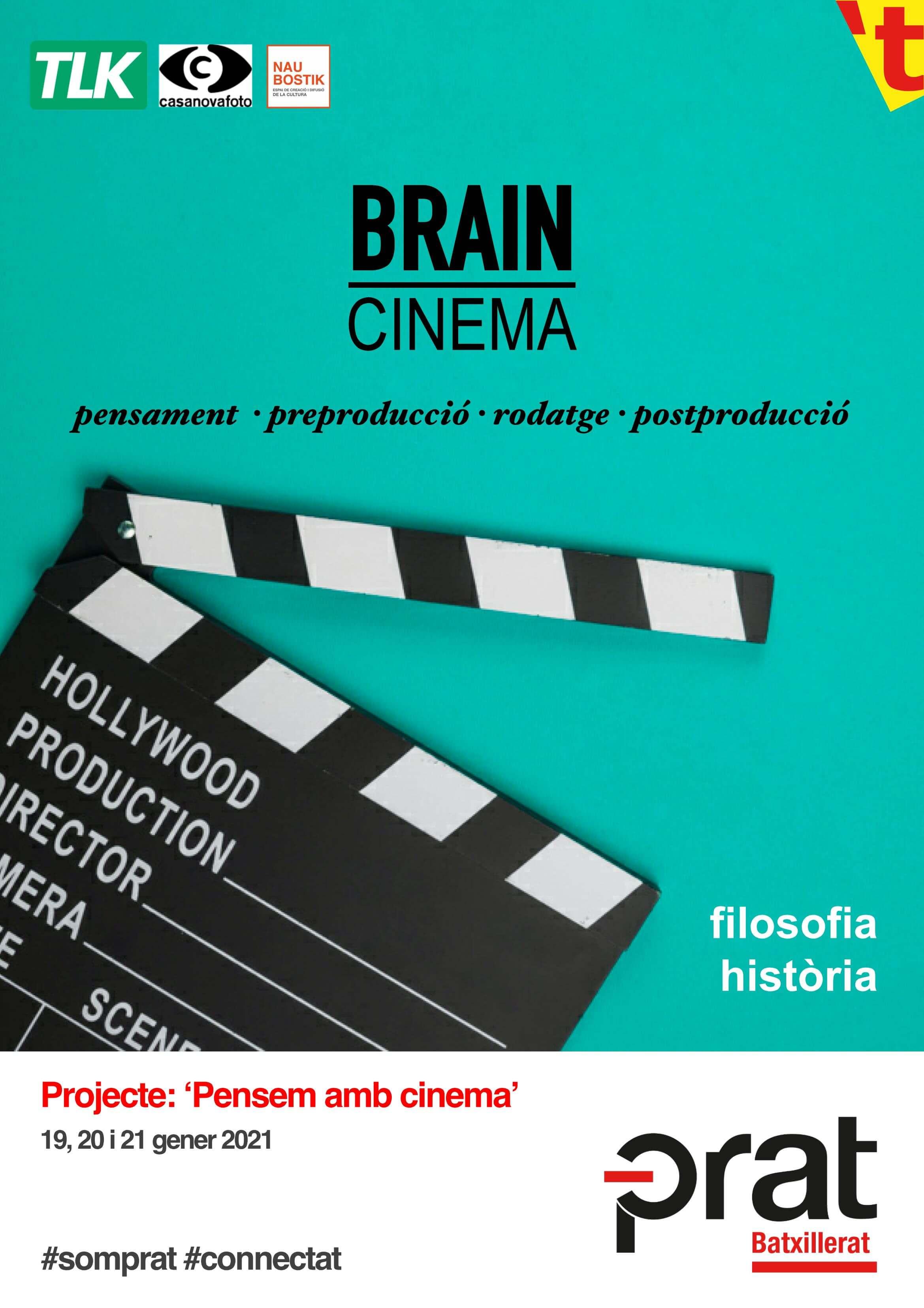 Projecte: pensem amb cinema