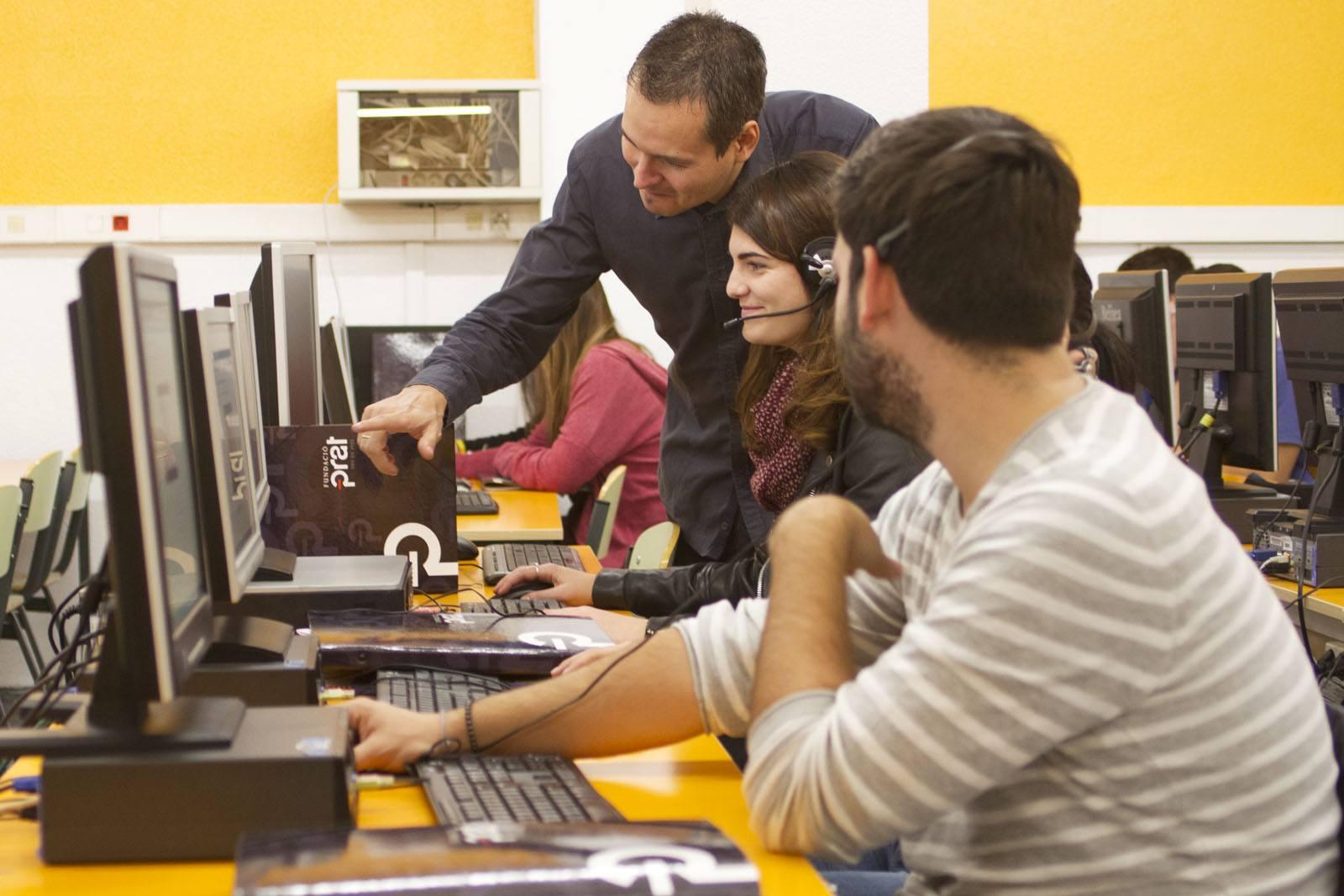 Ciclos Formativos de Grado Superior en Barcelona - Preparación a la Universidad