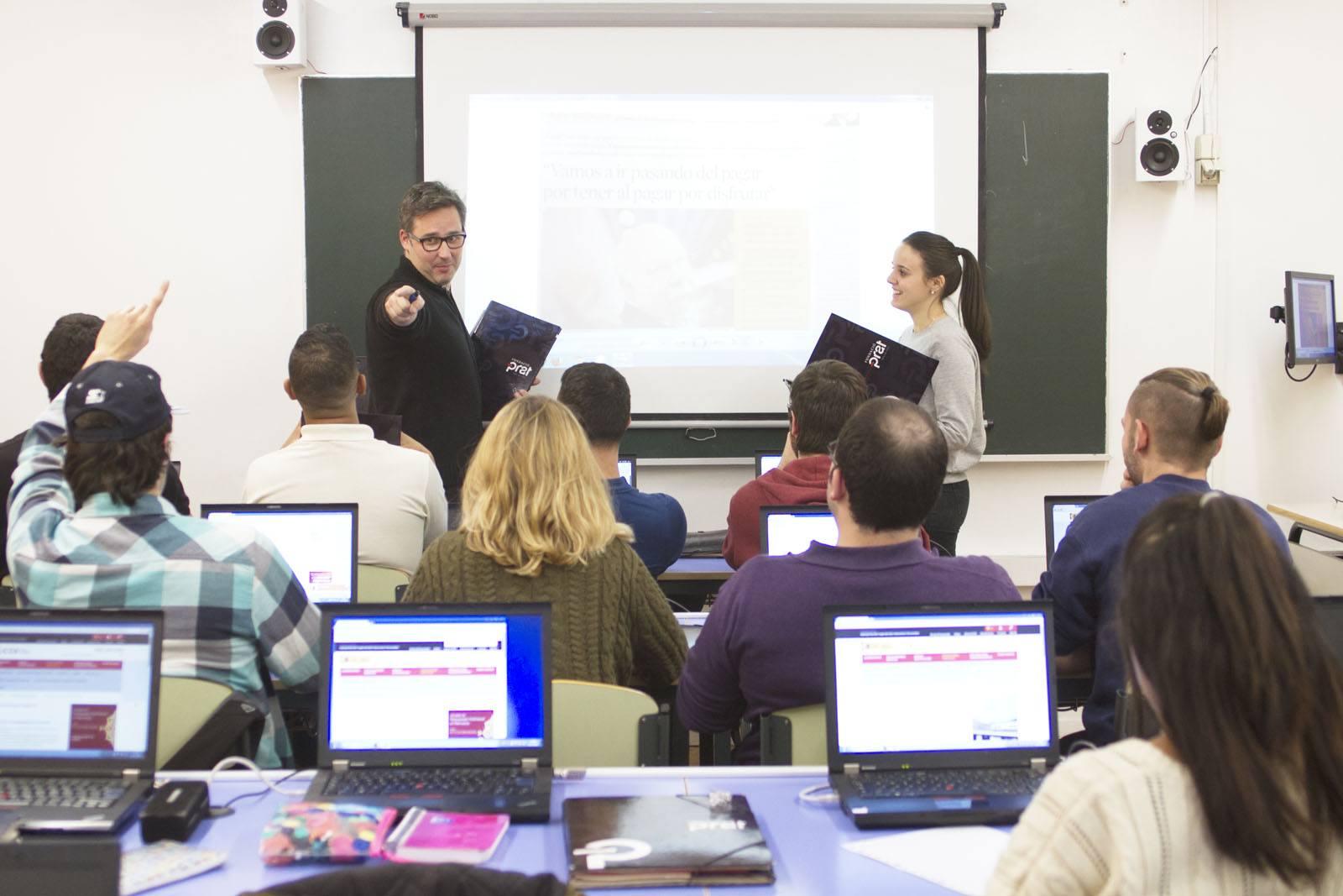 Batchillerato privado en Barcelona - 100% APROBADOS EN LAS PAU 2015-16