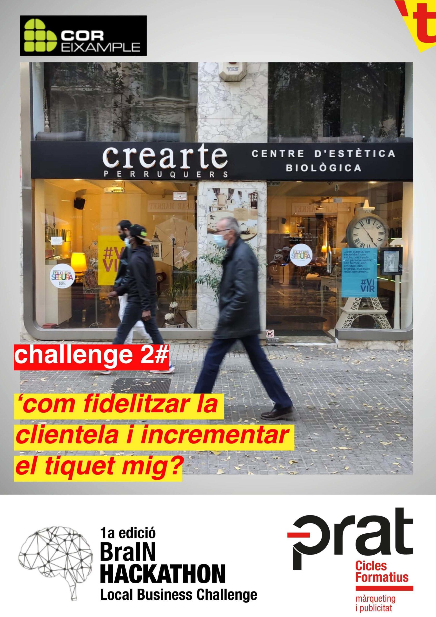 Hackathon Crearte