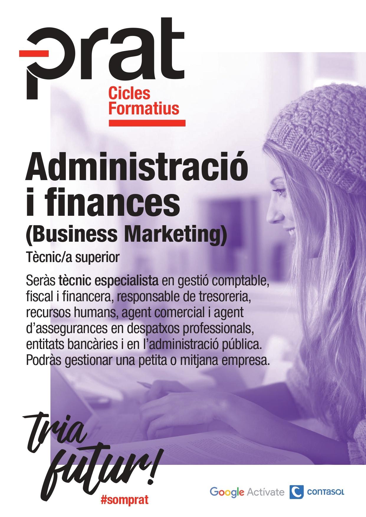 Administració i Finances=