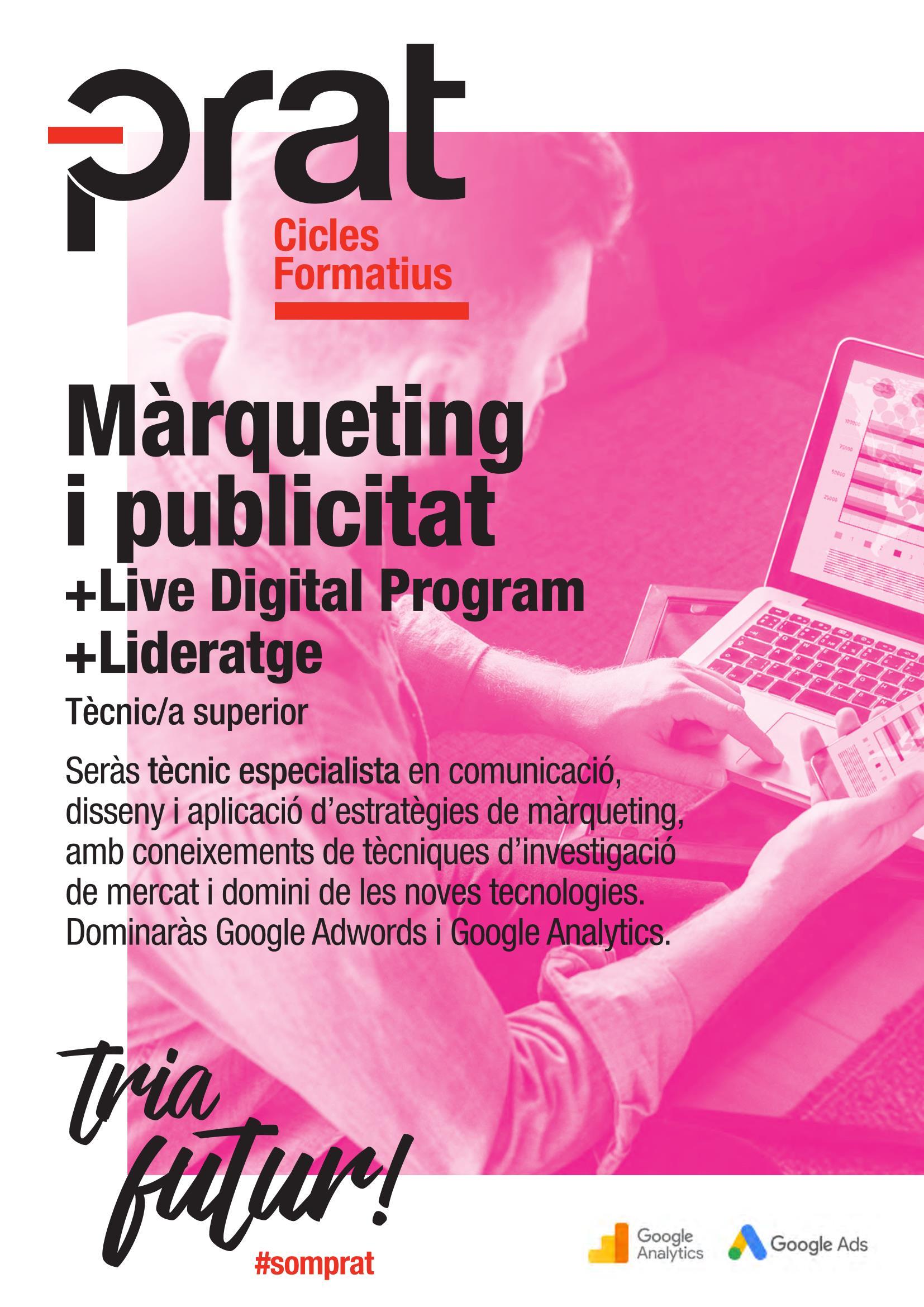 Marleting y Publicidad=
