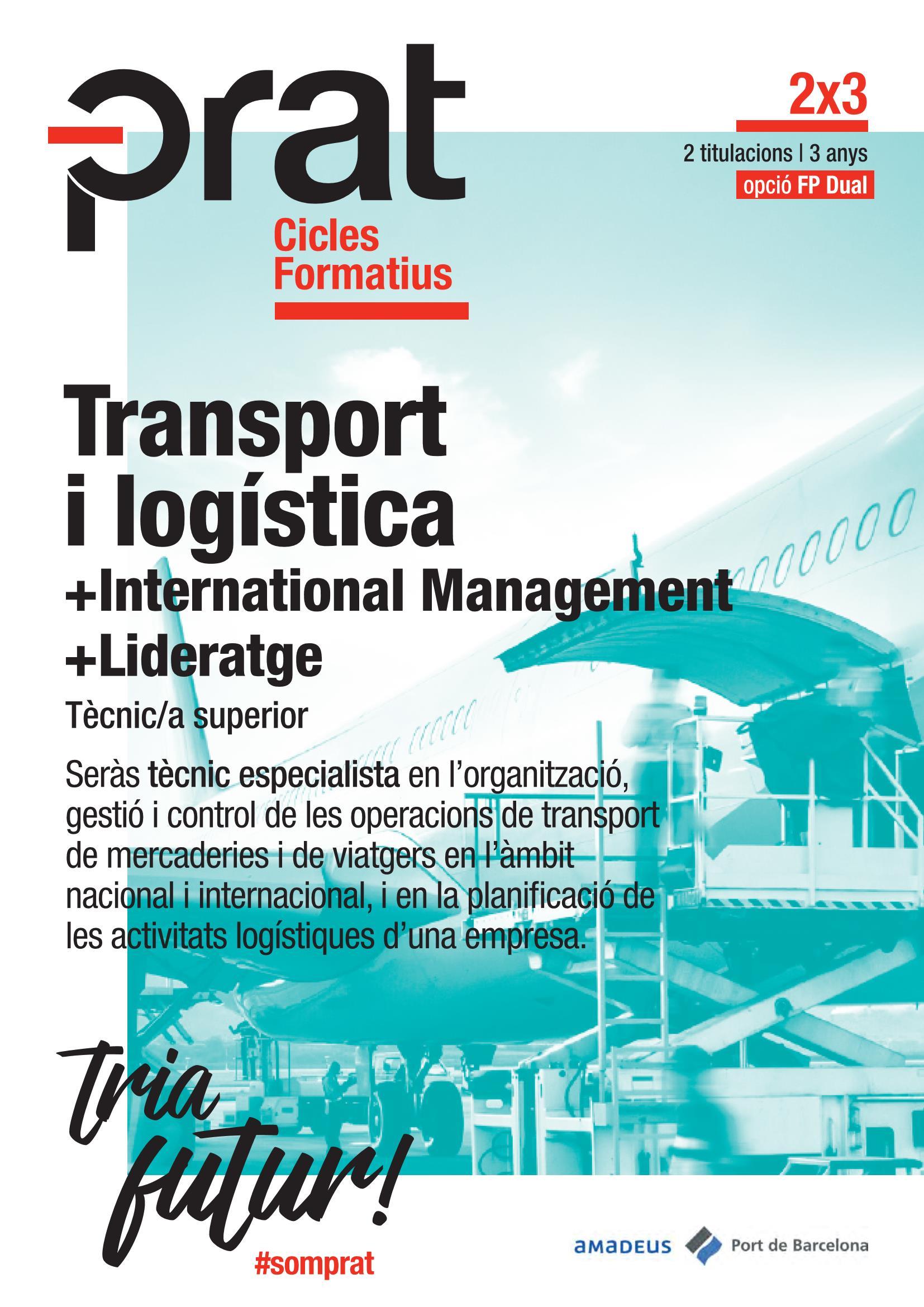 Transport i Logística=