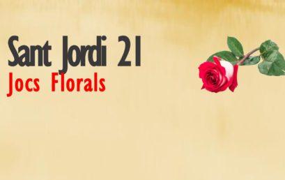 Sant Jordi 2021 Batxillerat