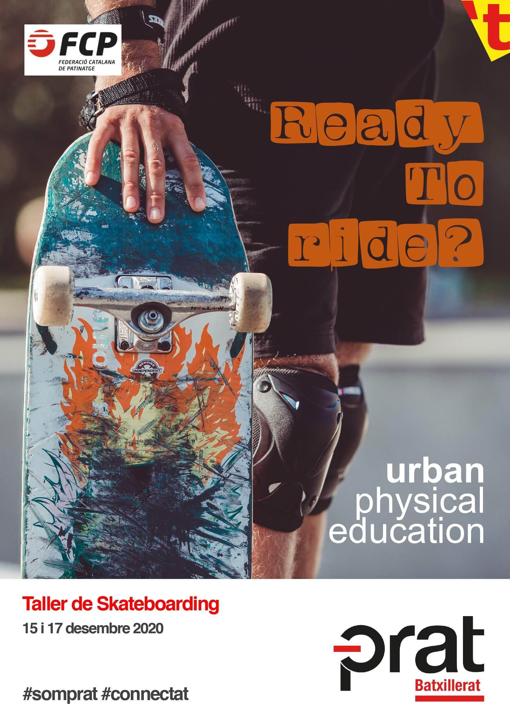 Taller de Skateboarding