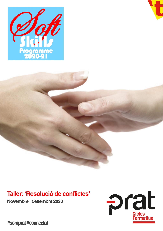 Taller resolució de conflictes