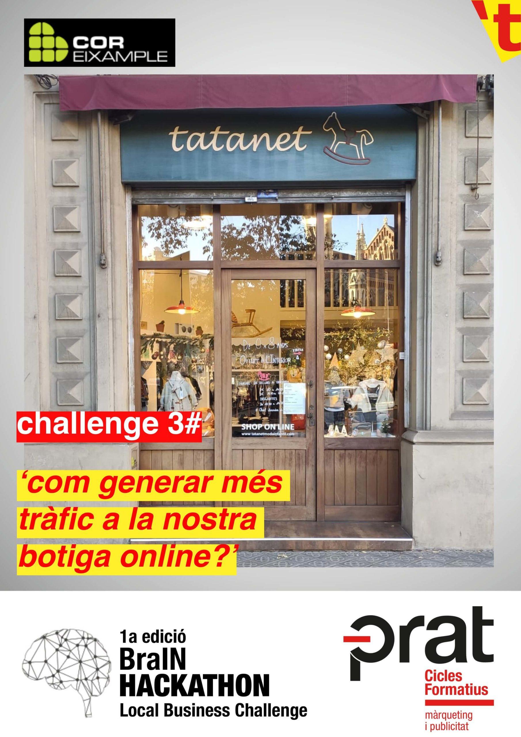 Hackathon Tatanet
