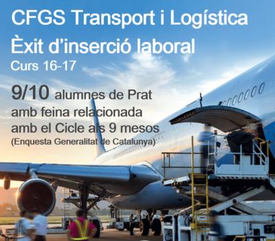 Inserció Laboral Transport i Logística