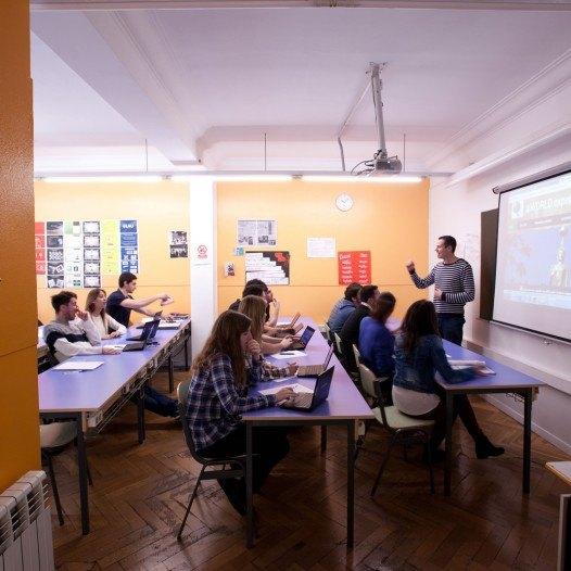 El alumnes de C.E. Prat tenen un 22% més d'inserció laboral que la mitjana catalana