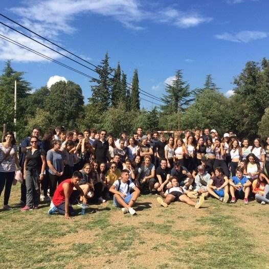 Els alumnes de Batxillerat superen reptes al Montseny