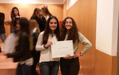 Alumnes del Batxillerat C.E.Prat premiades a la X Mostra de Fotofilosofia