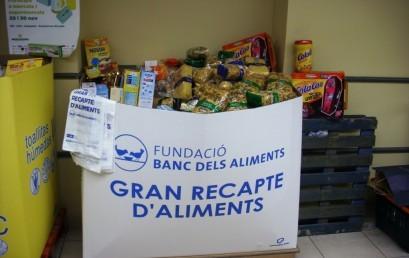 Centre d'Estudis Prat participa en el Gran Recapte d'Aliments