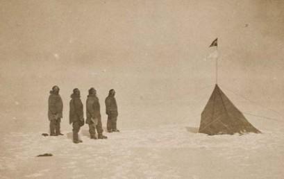 105 anys de la 1a Expedició al Pol Sud