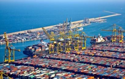 Els contenidors al Port de Barcelona creixen un 14% al 2016