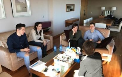 Visita a l'Hotel Hilton Diagonal Mar amb la Governanta Executiva