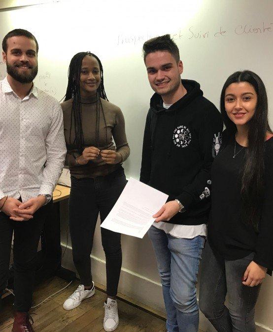 Projecte d'intercanvi internacional d'alumnes