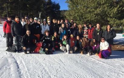 Esquiada Prat 2017 a La Masella