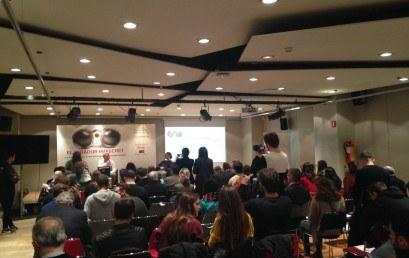 Alumnes de Prat al Mirador Indiscret del Col·legi de Publicistes i RR.PP.