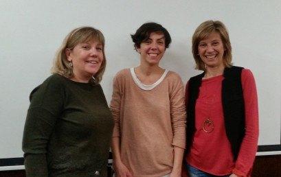 Entrevista dels alumnes de CFGS a la Responsable de Felicitat de Vortex