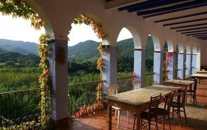 Visita a Mas Garganta (Vall d'en Bas) La Garrotxa