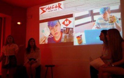 Xarxes Socials i CRM al Sidecar Factory Club de Plaça Reial