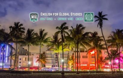 Curs d'anglès intensiu a l'estiu a Miami a la seu de la Marconi International University