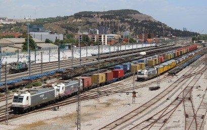 El Port de Barcelona adjudica una ampliació ferroviària per a trens de 750 metres