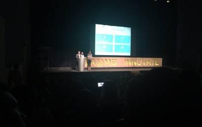 Centre d'Estudis Prat a la Jornada Tr@ms Innovate 2017