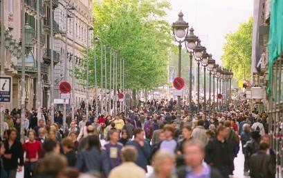 El turisme a Barcelona es cada cop més popular