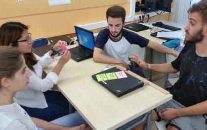 Taller de creativitat per als alumnes de CFGS