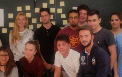 Els alumnes del CFGS d'Administració i Finances inicien el projecte empresarial