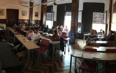 Celebració de la primera Assemblea de la Junior Empresa Prat