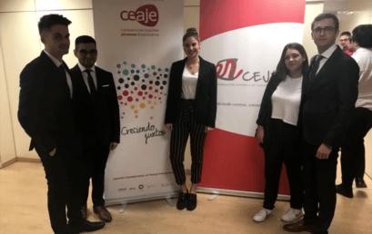La Junior Empresa Prat al Congrés Junior Empreses de Madrid