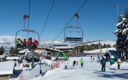 Esquiada Prat 2018 a La Masella