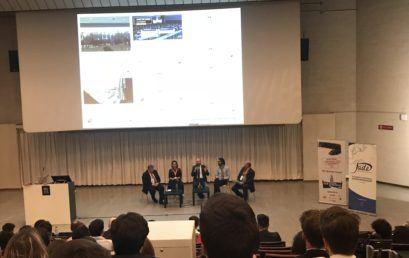 Participació de la Junior Empresa Prat a un esdeveniment internacional a Brussel·les