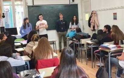 Èxit en la Jornada d'orientació d'estudis superiors dels Alumni Prat