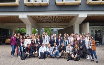 Centre d'Estudis Prat present al Tech&Talent Ecosystem Seminar d'Amsterdam