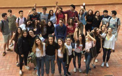 100% d'aprovats a les proves de selectivitat dels alumnes de Centre d'Estudis Prat
