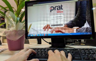 Arranca PratOnline, la nueva propuesta de formación profesional a distancia