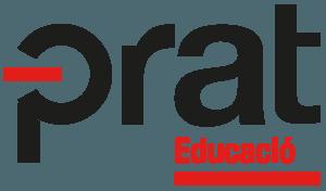 Logo Prat Educació PNG