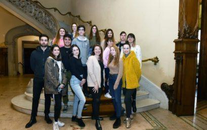 Visita al Club Cercle Eqüestre de Barcelona