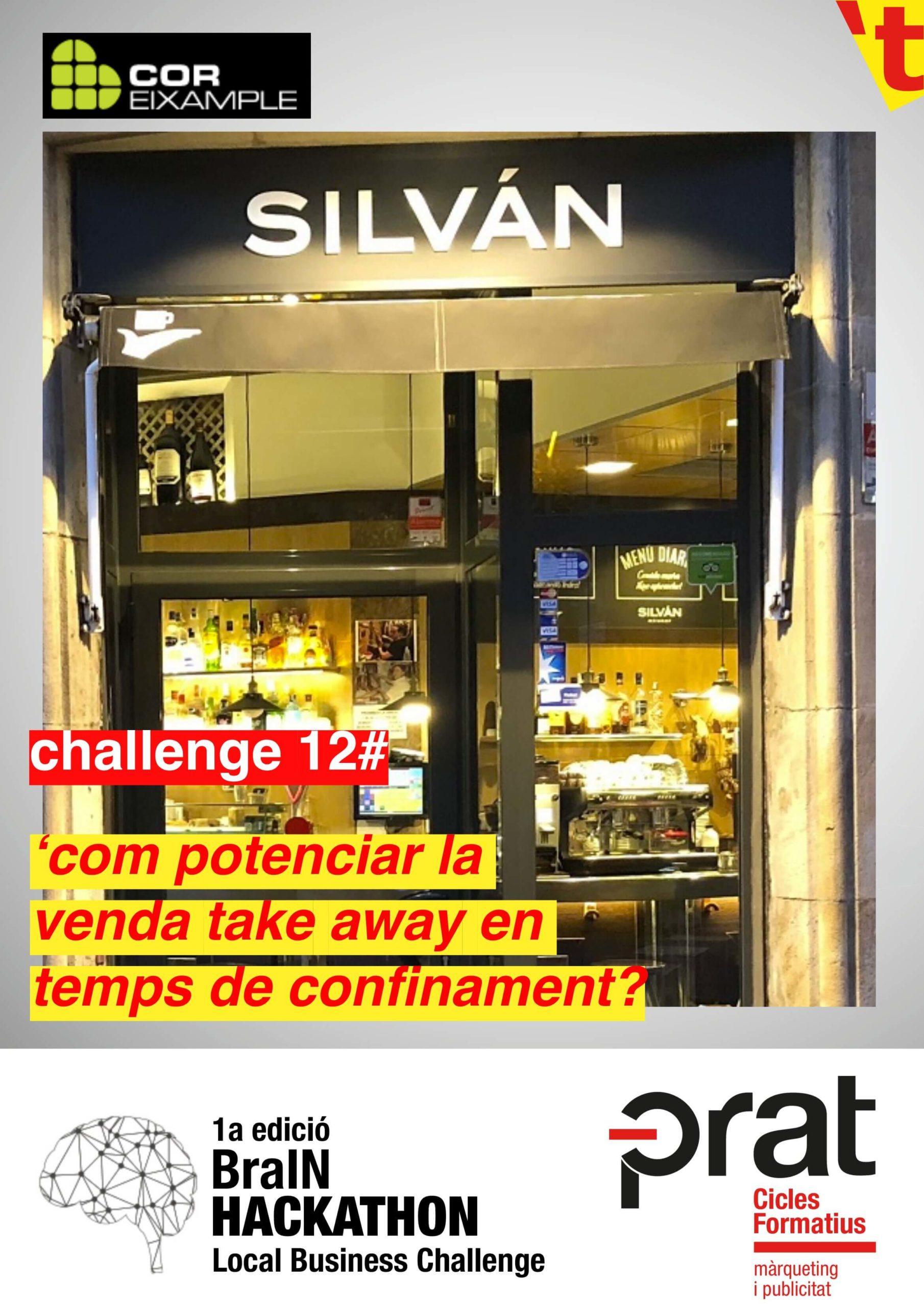 Hackathon de Màrqueting - Restaurant Silván
