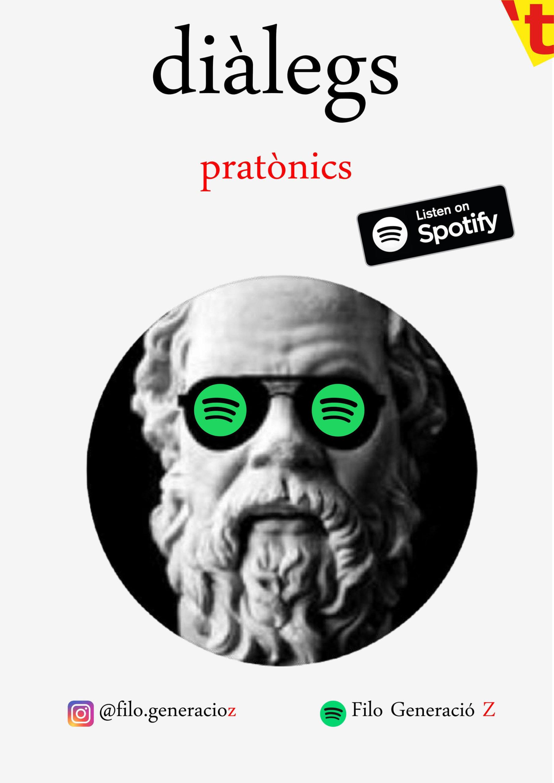Podcast diàlegs pratònics